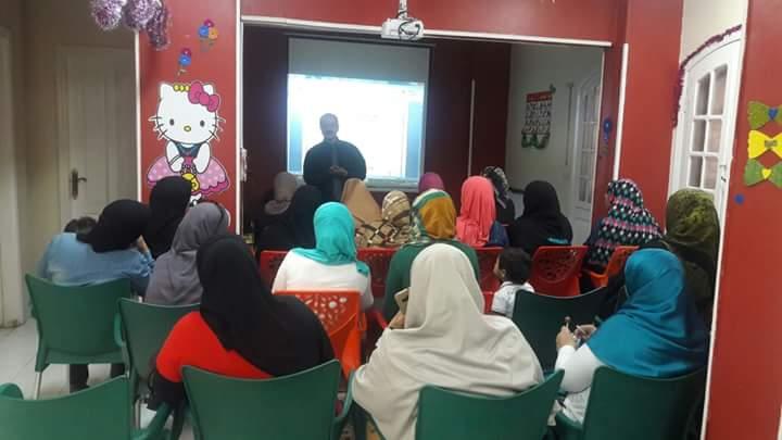 Photo of دورة تخاطب متخصصة بالعاشر من رمضان