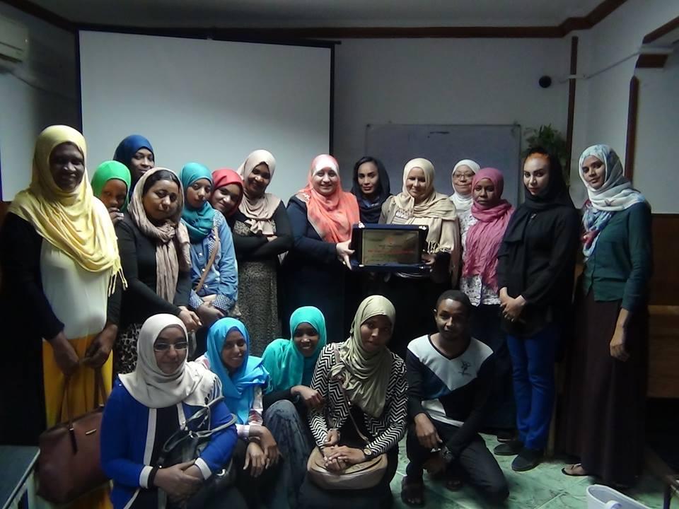 Photo of عقدت المؤسسة العربية دورة تخاطب متخصصة لتدريب