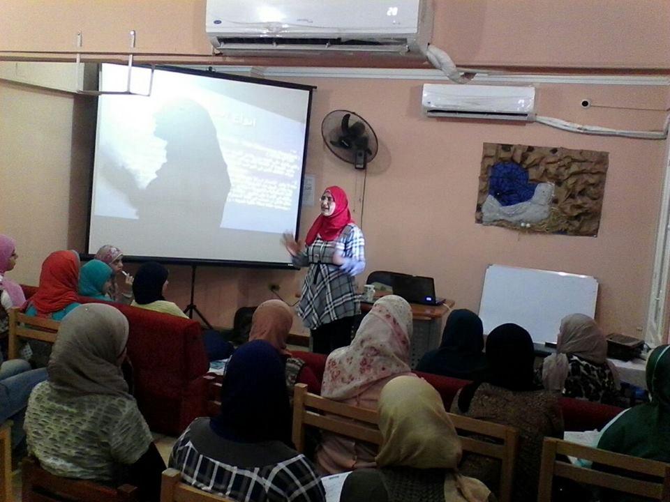 Photo of دورة تدريبية بمحافظة اسيوط