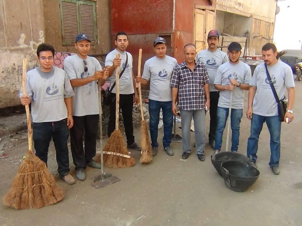 Photo of قام فريق عمل المؤسسة