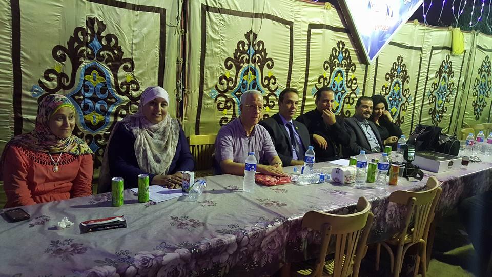 Photo of قامت المؤسسة حفل إفطار و مسابقات فنيه