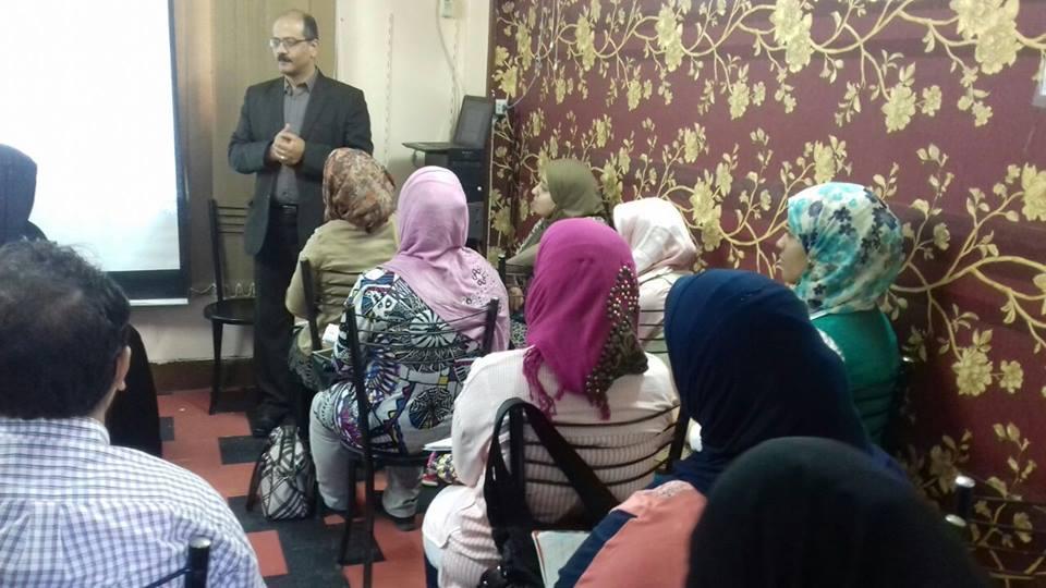 Photo of فعاليات دورة تخاطب متخصصة بكفر الشيخ