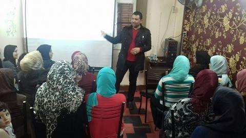 Photo of ورشة التعلم من خلال اللعب محافظة كفر الشيخ