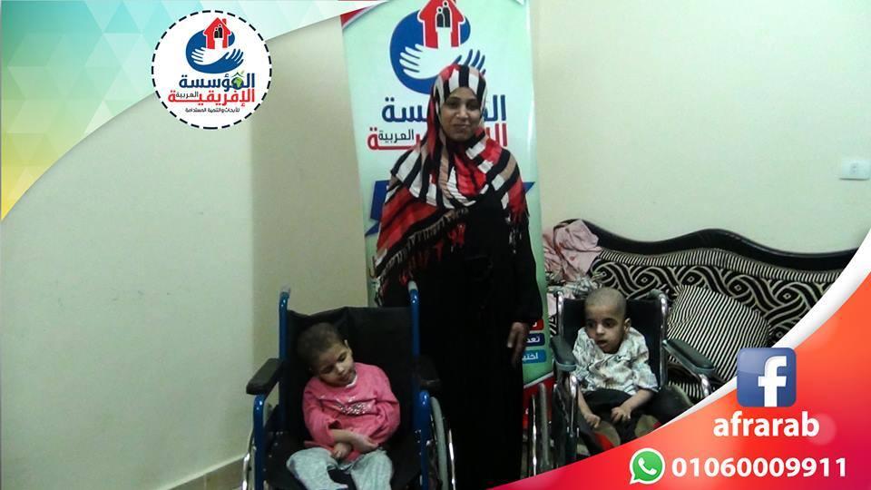 Photo of استكمالا لما بداته المؤسسة العربية بحى الاسمرات