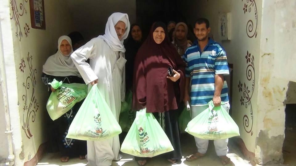 Photo of قامت المؤسسة بمحافظة سوهاج بتسليم اكثر