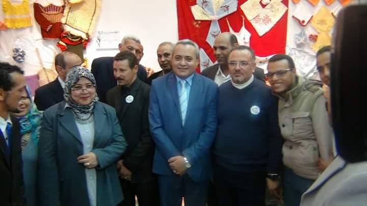 Photo of مؤتمر التمكين الثقافى لذوى الاحتياجات الخاصة بسوهاج