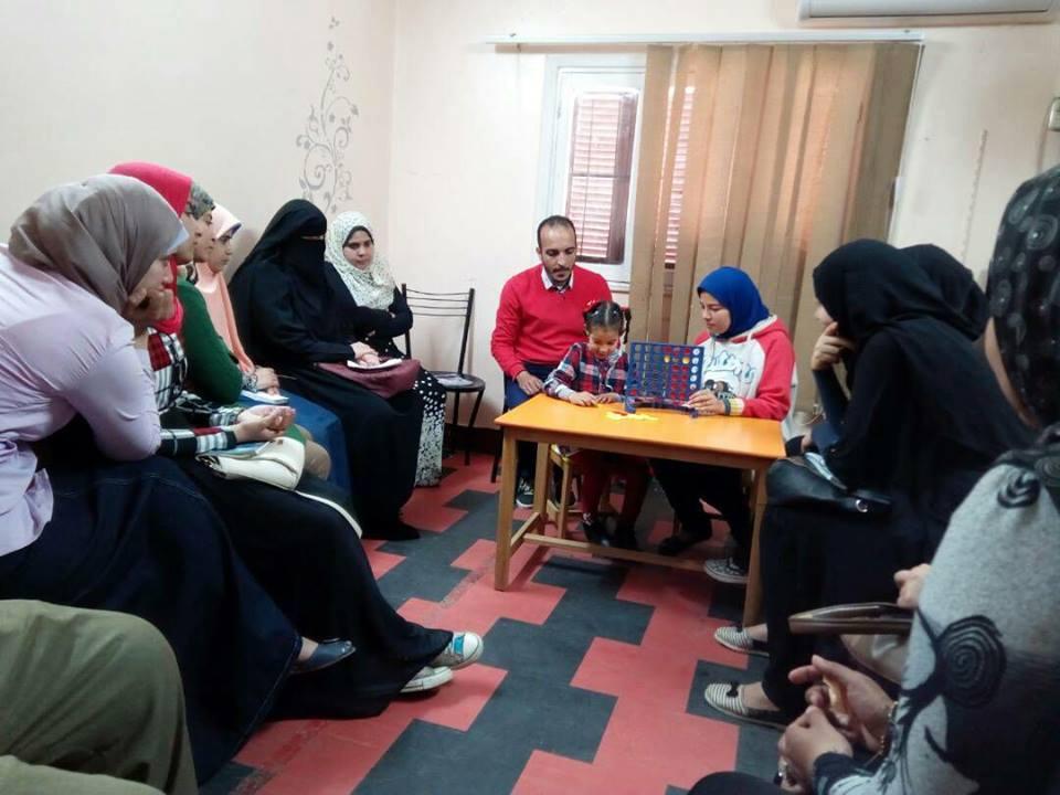 Photo of دورة التخاطب المتخصصة بمحافظة كفر الشيخ