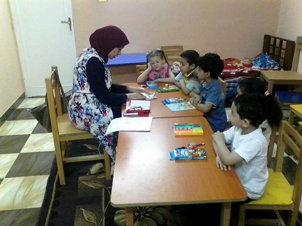 Photo of دورة اللغة الإنجليزية للأطفال بالمؤسسة العربية الافريقية