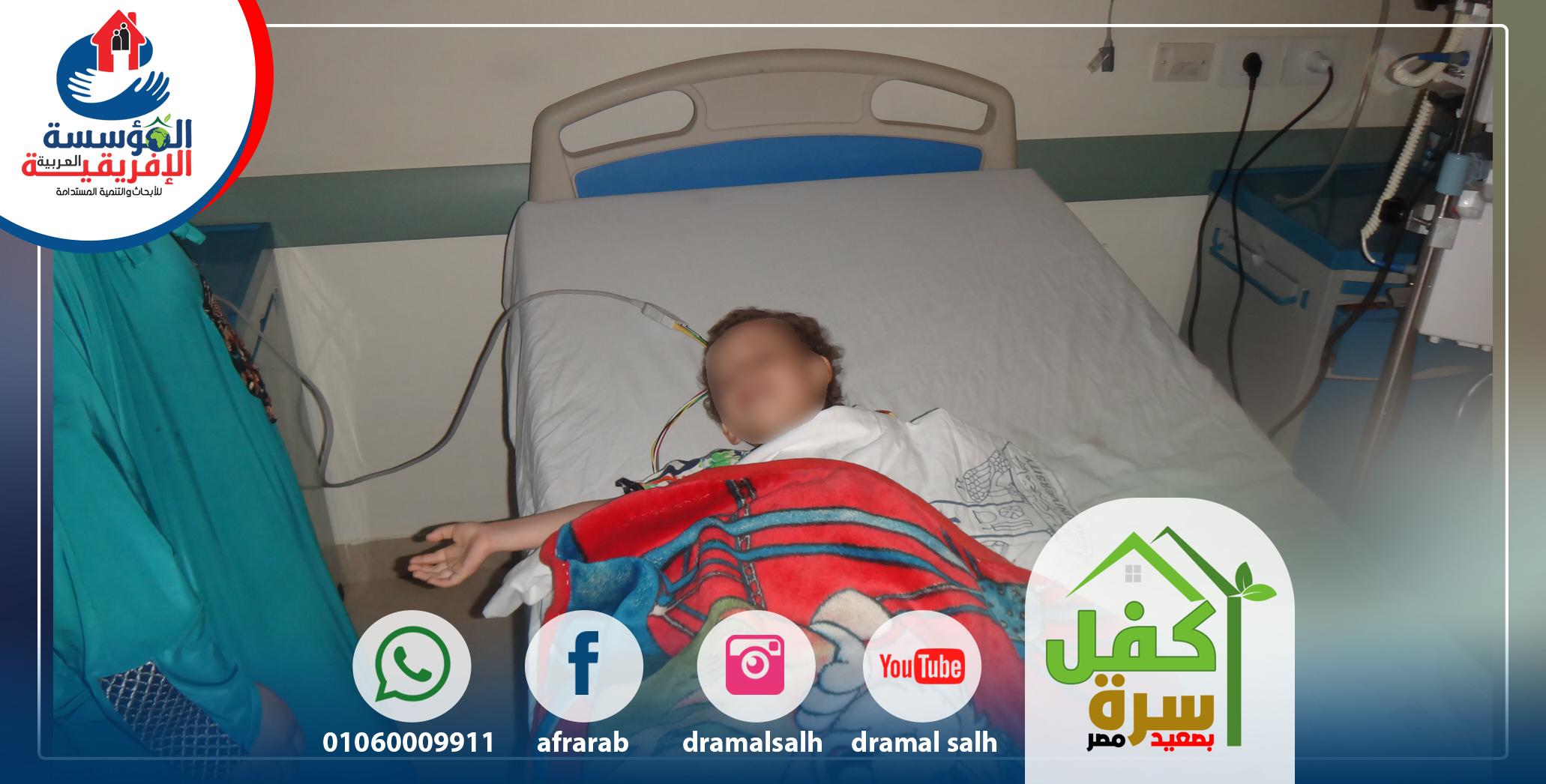 Photo of الافريقية تجرى عملية قلب مفتوح لطفلة فى عمر الزهور