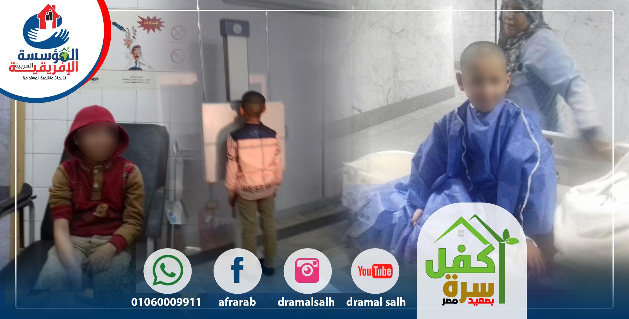 Photo of زراعة قوقعة تعيد السمع لطفل وترسم البسمة للأسرة