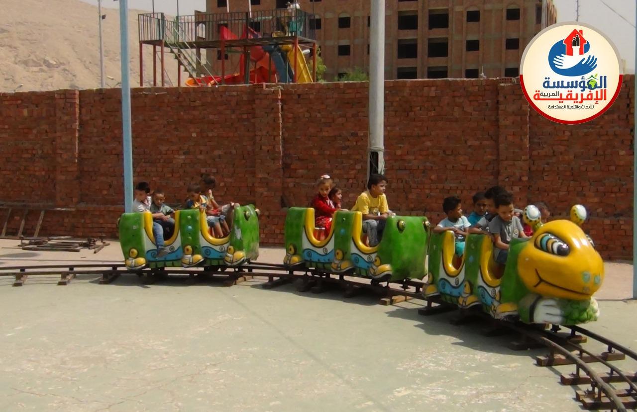 Photo of رحلة لأطفال المركز العربى الإفريقى بنادى أحمس الرياضى بسوهاج