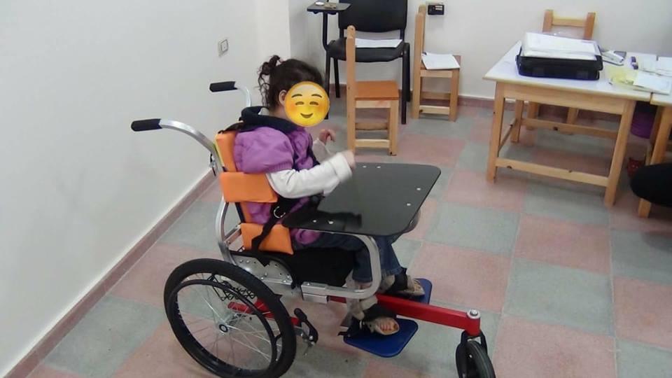Photo of خدمات المؤسسة لأطفال (CB اطفال الشلل الدماغى)