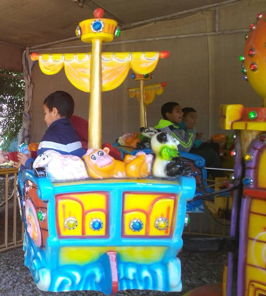 "Photo of رحلة ترفيهية الى إستاد سوهاج الرياضى "" للاطفال ذوى الاحتياجات الخاصة والايتام"""