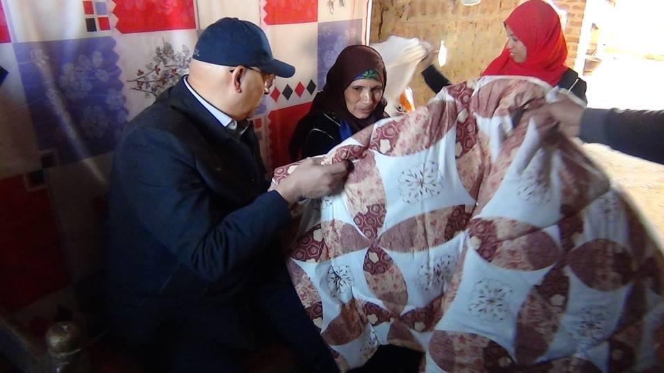 "Photo of حملة تحت شعار ""اكفل اسره بصعيد مصر"""