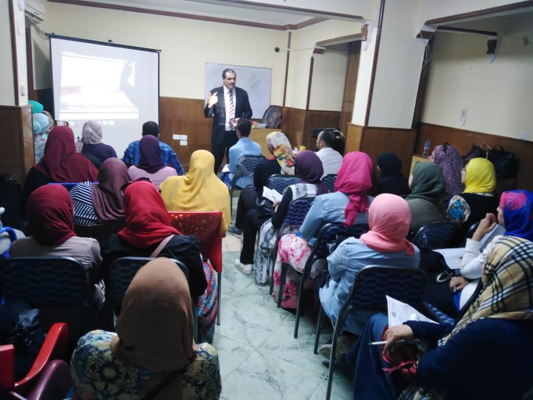 Photo of قامت المؤسسة بالتعاون مع الأكاديمية ببدء منحة تدريبية (تنمية مهارات)